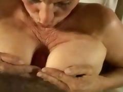 tit fuck